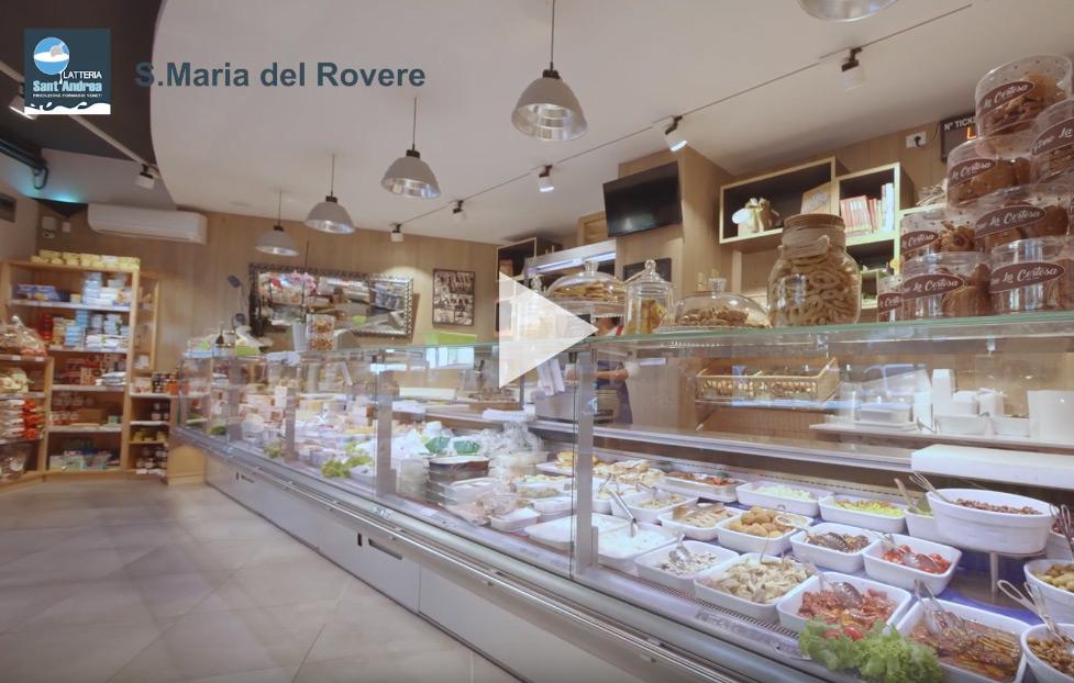 Latteria Sant'Andrea - Punto vendita di S.Maria del Rovere (Treviso)