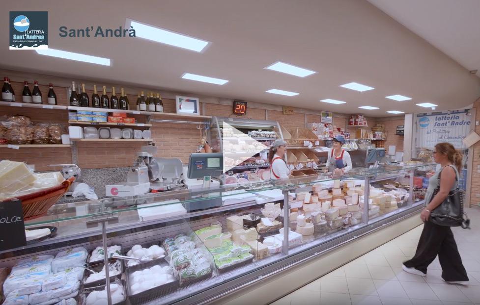 Latteria Sant'Andrea - Punto vendita di Sant'Andrà Povegliano